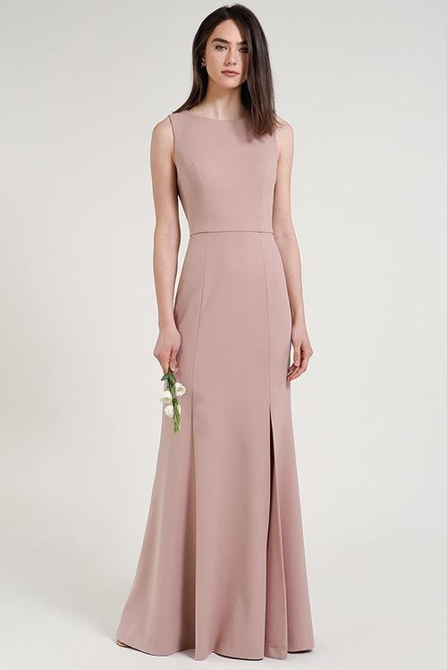 Gia Dress by Jenny Yoo - Whipped Apricot