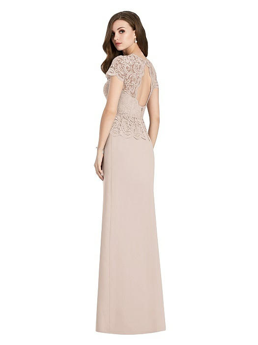 Marquis Lace Dress by Jenny Packham - Cameo