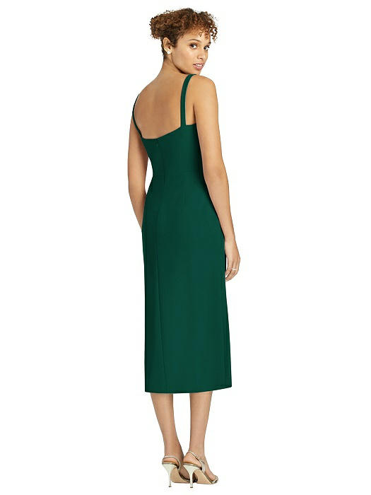 After Six Cocktail Pencil Dress by Dessy - Hunter