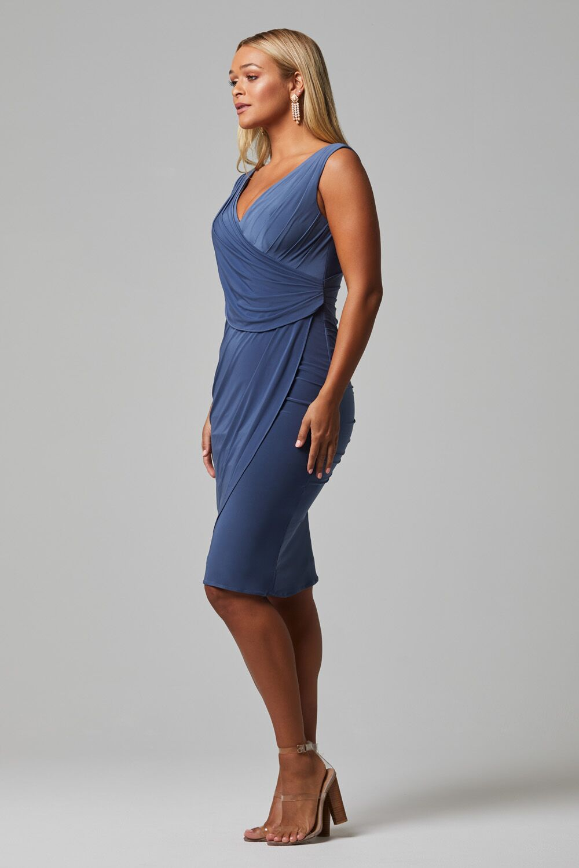 Delta Dress by Tania Olsen - Dusty Indigo
