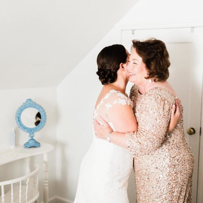 Real Weddings - Adrianna Papell