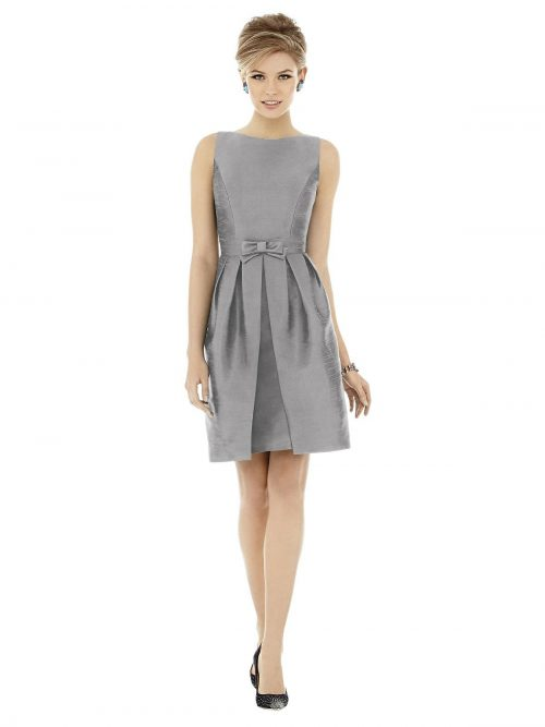 DISCONTINUED TBYB Alfred Sung Gown - Quarry